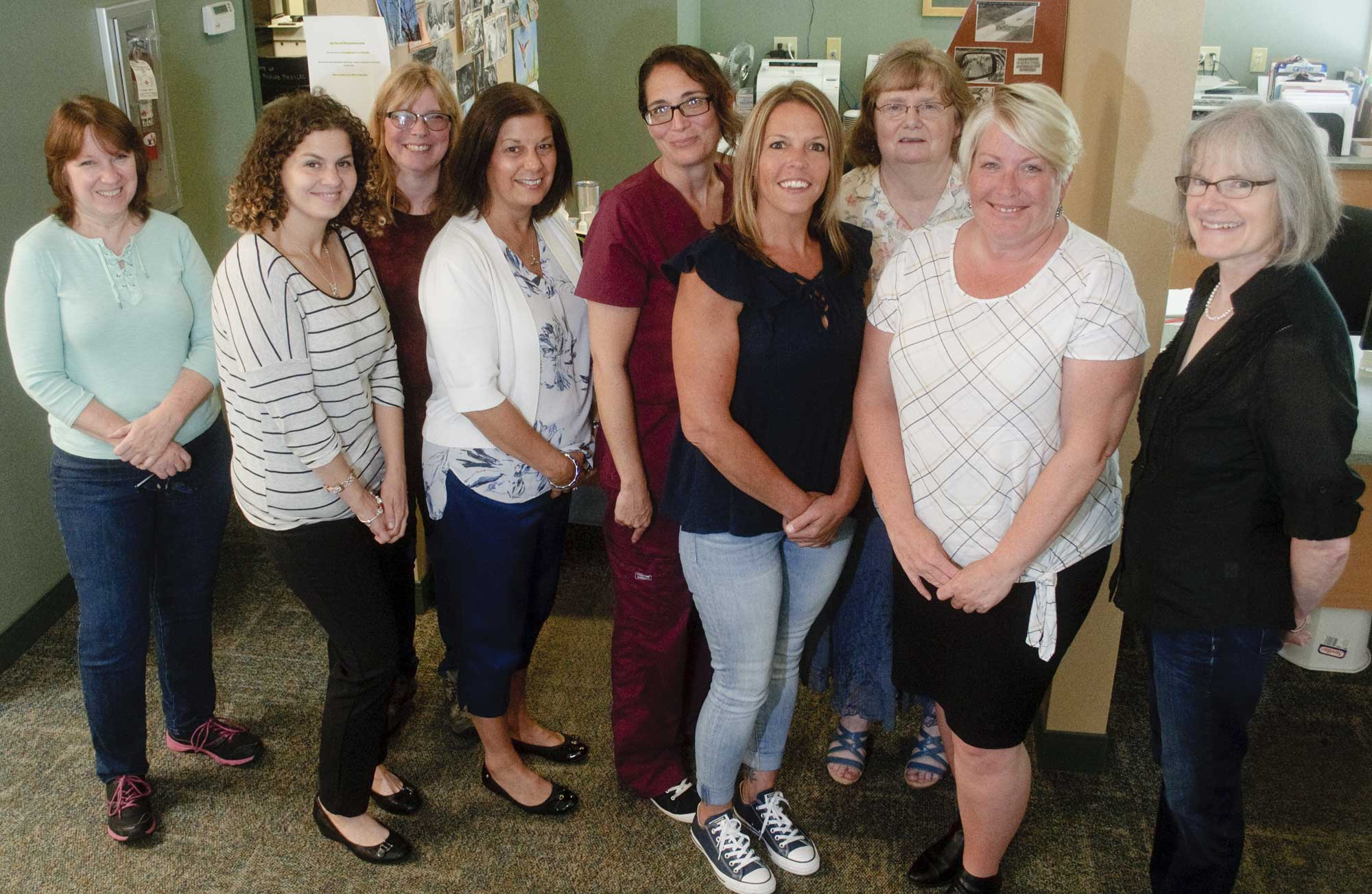 meet the staff at new milford medical group